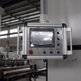 Machine d'enduit Msgz-II-1200 UV hors ligne semi automatique