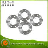 Flangia di alluminio di alta precisione del tubo, adattatore di alluminio della flangia