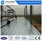 Aço estrutural pré-fabricado vertido/armazém/oficina