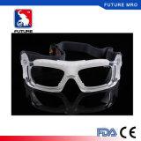 Augen schützen Basketball-Sport-Glas-Antiauswirkung mit kurzsichtiges Objektiv kundenspezifischem Fxa016