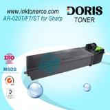 シャープのためのAr020コピアーのトナー粉Ar3818 Ar3820 Ar3821 Ar3020 Ar5516 Ar5520