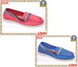 2013 chaussures de toile de femmes d'hommes (SD6192)