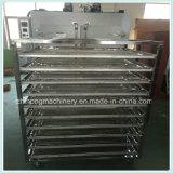 Venda quente Vulcanizing de circulação do forno da borracha de silicone do ar quente da alta qualidade