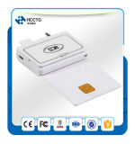 Contactar con el soporte de tarjetas inteligentes y tarjetas de banda magnética de 3,5 mm audio jack de la tarjeta del compañero móvil lector ACR32