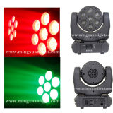 7X10W LED Mini Beam Moving Head