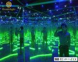 LED-Stadiums-Licht-Hersteller LED Curatin mit Sternen
