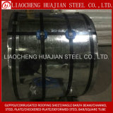 Chapa de aço galvanizada mergulhada quente do ferro do En 10326 na bobina