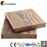 3D contínuo gravou o revestimento de madeira ao ar livre projetado (CD-01)