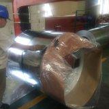 ASTM A653 아연은 루핑 장 PPGI 코일에 의하여 직류 전기를 통한 강철을 입혔다