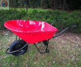 좋은 품질 페인트 외바퀴 손수레 바퀴 무덤