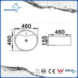 Bassin en céramique d'art de Module et premier bassin de lavage des mains de vanité (ACB8002)