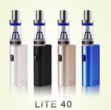 2017년 Jomo 대중적인 전자 담배 라이트 40 기화기