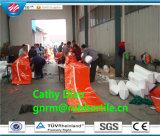 중국 공장 공급 PVC 연료 폭등은, 흡수성 붐, PVC를 팽창식 연료 폭등 폭등한다 기름을 바른다