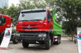 No. 1 가장 싸나 가장 낮은 30 톤 우아한 Balong 375HP 6X4 무거운 쓰레기꾼 트럭
