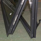 Qualitäts-Puder-überzogenes Aluminiumprofil-Markisen-Fenster-Flügelfenster-Fenster Kz027