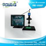 3D Видео Микроскоп с Высоким Разрешением