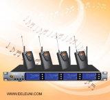 Micrófono sin hilos sintetizado UHF&Pll del sistema de conferencia de la alta calidad