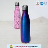 botella de agua del deporte del acero inoxidable 500ml