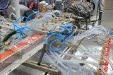 Linha linha plástica linha linha perfil plástico do perfil do PVC do perfil do perfil de WPC da extrusão do perfil que faz a máquina