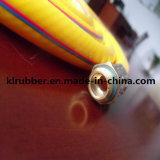 Agricole/Ferme-A orienté le tuyau coloré de pulvérisateur de PVC de pression