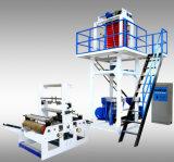 Машина полиэтиленовой пленки моталки HDPE/LDPE двойная дуя