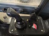 Carregador pequeno da roda do lince compato hidráulico de Zl18 4WD mini