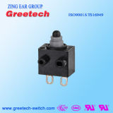 Interruptor de corrediça selado Subminiature para o condicionador de ar