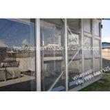 Gz transparente ABS Wand für Aluminiumzelt mit Acrylpanels