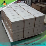 Dispositifs de fixation de panneau de particules en céramique de four de température élevée/couverture/module