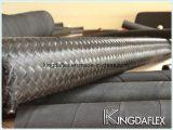Boyau en caoutchouc hydraulique industriel flexible SAE100 R5 de pétrole
