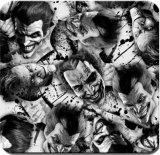 Череп ширины типа 0.5m/1m Tsautop новый, камуфлирование, гидрактор пленки печатание перехода воды пленки Hydrographics шаржа окуная пленку Tsky1807