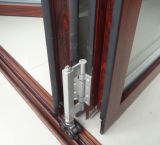 Puerta de cristal exterior de aluminio Bi-Fold económica de energía