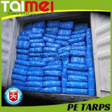 feuille de bâche de protection du PE 50GSM~300GSM pour des tentes, bâche de protection de couverture de camion
