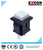 Drucktastenschalter-Noten-Schalter des Excon-Pb04 mit verschiedenen Farben