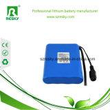 LED 플래쉬 등을%s 6400mAh 8.4V Li 이온 18650 유니버설 건전지 팩 (4*18650)