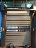 Gewundenes High Speed Door mit Hard Metal, Rapid Door