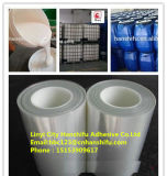 Latex blanc adhésif acrylique sensible de Presuure