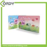Smart Card del PVC 13.56MHz della plastica di CMYK stampato marchio su ordinazione
