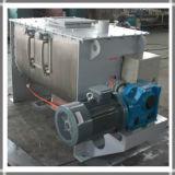 Misturador dobro horizontal modelo comprimido da fita de materiais do aço inoxidável