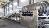 Chaîne de fabrication de maïs éclaté automatique commercial de casse-croûte
