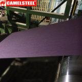 Acier de bobine enduit par couleur moderne de matériaux de construction de revêtement de mur intérieur