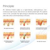 Cura della pelle SMQ-Nyc IPL Super cristallo FDA apparecchiatura di bellezza diodo laser Lightsheer