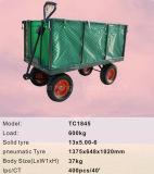 700kg Kar van het Hulpmiddel Tc1840 van de lading de Op zwaar werk berekende
