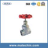 Soem-Wasserenthärter-Ventil-Winkel-Absperrschieber mit Qualität