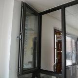 Профиля пролома высокого качества Kz229 окно наклона & поворота термально алюминиевого внутренное