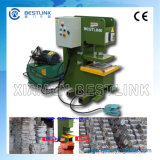 Bestlink Factory Cp-90 Hydraulic Stamping Machine pour Waste Slabs