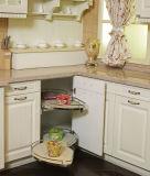 Mobilia pronta della cucina del PVC (zc-052)