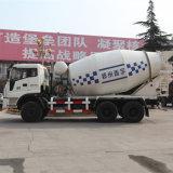 Caminhão cúbico Jc-8m3-D do misturador concreto dos medidores da alta qualidade 8