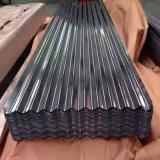 0.125mm-1.2mm 지붕 물자에 의하여 직류 전기를 통하는 강철 아연 강철/루핑 장