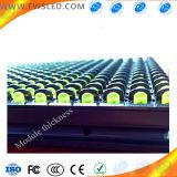 Waterproof Outdoor Single Green Color P10 LED Display Module
